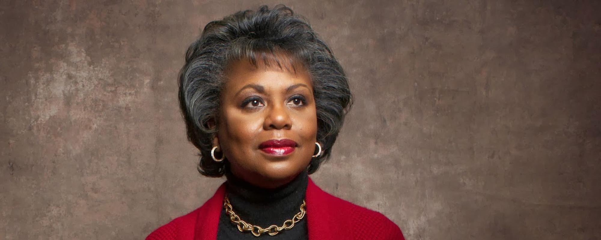 Anita Hill acts as key note speaker during UVA's 2017 MLK Celebration.
