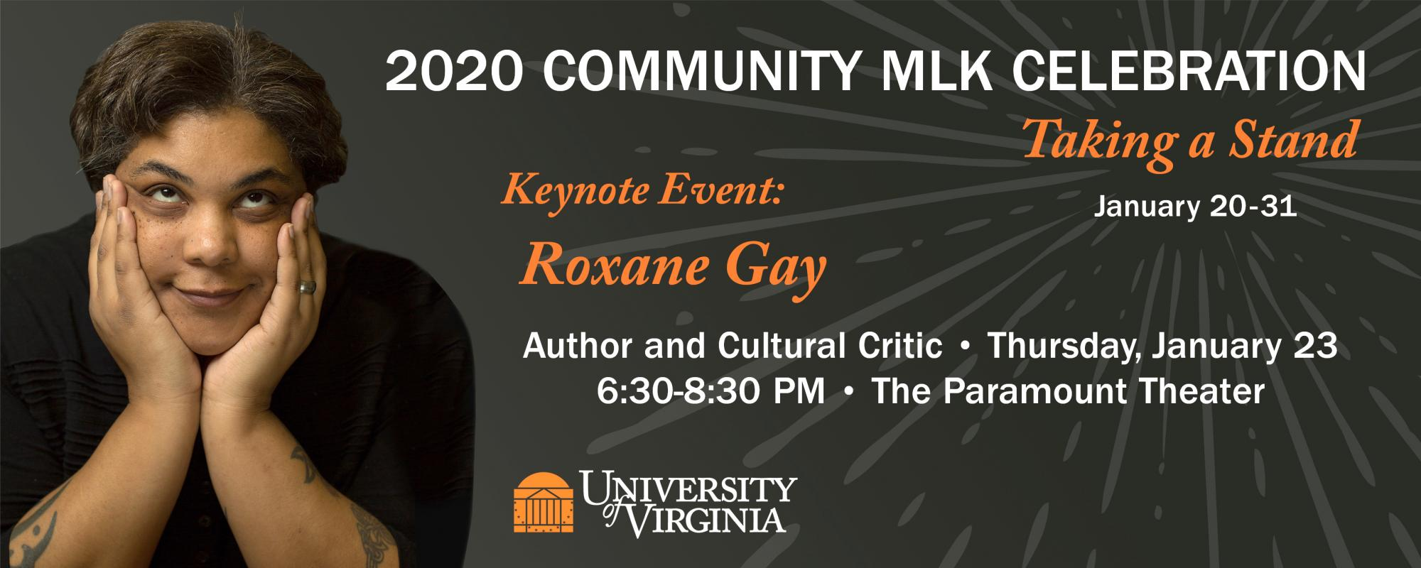 Roxane Gay is a professor, writer, and critic